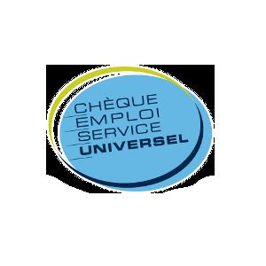 Logo Chèque emploi service universel